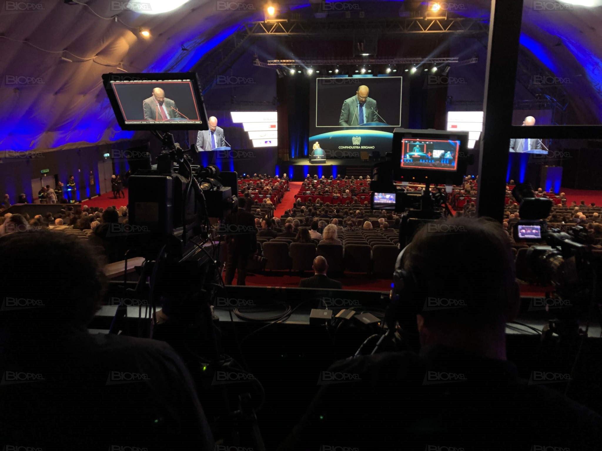 biopixel@confindustria pala creberg livecam